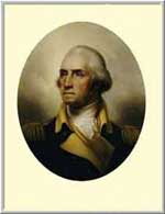 Portriat of George Washington